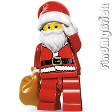 Lego 8833 Minifigure Series 8 -  Santa Clause Christmas - NEW