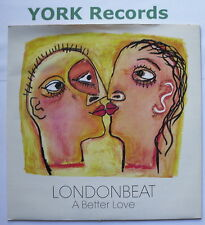 """LONDON BEAT - A Better Love - Excellent Condition 7"""" Single Anxious ANX 21"""