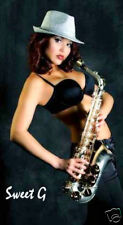 Transposition Chart for Guitar Bass Saxophone Trumpet