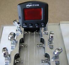 ENO ET-3100 Pedal Steel Guitar Clip On Tuner
