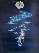 REAL THING the album YELLOW VINYL UK 1978