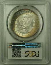 1887 Morgan Silver Dollar $1 Coin PCGS MS-63 Toned (20) (GG)