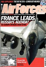 Air Forces Monthly 2015 November RAF,USCG HC-130,SAAF C-47TP,Belgium F-16,USMC