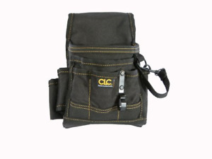 CLC Custom Leathercraft 1503 Small Electrical Maintenance Pouch