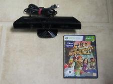 Kinect Adventures inkl. Kinect Sensor ohne Netzteil (nur für Slim) für XBOX 360
