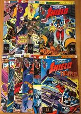 Legend of the Shield #1 2 3 4 5 6 7 8 10 11 (1991) Impact Comics Run