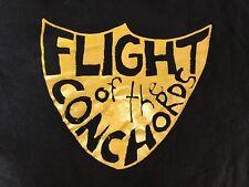 "Flight Of The Conchords T-Shirt - 27"" X 19"" TV Jemaine Clement + Bret McKenzie!"