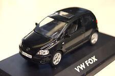 Schuco - 1:43 Metallmodell - VW Polo Fox - schwarz - ArtNr.: 04721 - Neu in OVP