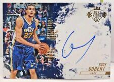 Rudy Gobert 2015-16 Panini Court Kings Autographs on-card Auto #d 156/199 - JAZZ