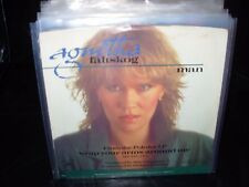 "AGNETHA FALTSKOG / ABBA man / can't shake loose ( rock ) 7""/45 picture sleeve"