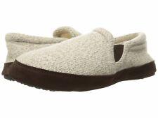 d54d7d7e80269 Acorn Men Fave Gore Slip-on Loafer Grey Ragg Wool Medium/9-10