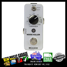 MOOER NOISE KILLER NOISE REDUCTION MICRO GUITAR EFFECTS PEDAL
