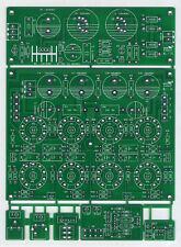 Fai Da Te A Nudo PCB per 6n1 + 6p1 STEREO Push-Pull TUBE POWER AMPLIFICATORE classe AB 10w×2