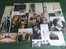 """HERMANS HERMITS - POP MUSIC- """"CLIPPINGS /CUTTINGS PACK"""""""