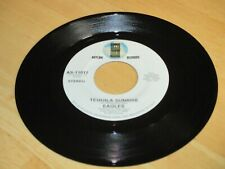 EAGLES - TEQUILA SUNRISE  B/W - TWENTY-ONE VG  1973
