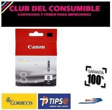 CANON CLI8 NEGRO CARTUCHO DE TINTA ORIGINAL 0620B001