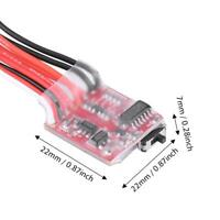 30A Brushed ESC Winch Switch Controller RC Parts for 1/10 Scale RC Crawler Car h