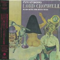 OPUS AVANTRA - LORD CROMWELL PLAYS SUITE FOR SEVEN VICES 2007 JAPAN MINI LP CD