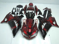 Fairing 2012-2015 For Kawasaki ZX14R ZZR1400 Red Fairings Bodywork Kit