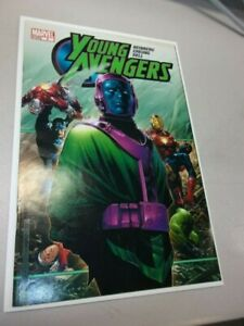 Young Avengers #4 Marvel Comics 2005 Kang the Conqueror