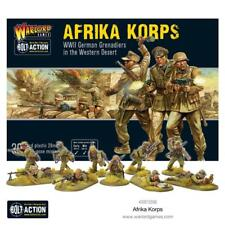 AFRIKA KORPS  - BOLT ACTION - WARLORD GAMES - SHIPPING NOW