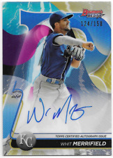 2020 Bowman's Best autographs. All on-card autos!