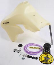ACERBIS FUEL TANK 4.1 GAL (NATURAL) 2140830147 Fits: Kawasaki KLX450R