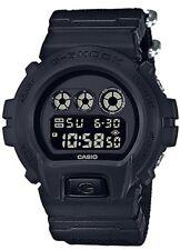 BRAND NEW Casio G-shock Digital All Black Military Men's Watch DW-6900BBN-1