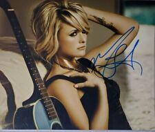 Miranda Lambert Hand Signed 8x10 Photo w/Holo COA