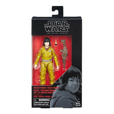 "Star Wars Episode VII- Resistance Tech Rose Black Series 6"" Action Figure"