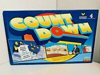 Vintage 1997 Countdown Board Game Vintage Numbers & Letters Conundrum Spears