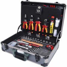 """KS Tools 1/4"""" + 1/2"""" Elektriker-Werkzeugkoffer. 128-tlg."""