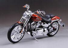 Maisto 1:12 Harley Davidson 2014 CVO breakout Motorcycle Model Bike New