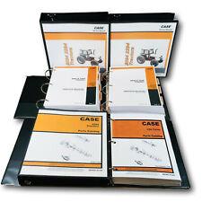 Case 2294 Tractor Service Manual Parts Catalog Shop Book Overhaul Set