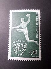 FRANCE - 1970 - timbre 1629, Sport, Handball, neuf**