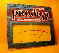 MAXI Single CD Prodigy Wind It Up (Rewound) 4TR 1993 Breakbeat Happy Hardcore