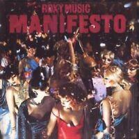"ROXY MUSIC ""MANIFESTO (REMASTERED)"" CD NEU"