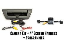 """Ford F150 Tailgate Handle Reverse Camera kit for SYNC 4.2"""" Screen (2015 -2017)"""