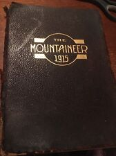 Rare 1915 BLUE MOUNTAIN COLLEGE YEARBOOK,BLUE MOUNTAIN,MISSISSIPPI