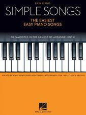 Simple Songs The Easiest Easy Piano Songs Sheet Music Easy Piano Song 000142041