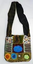 T419 FASHION TRENDY SHOULDER STRAP COTTON BAG  MADE IN NEPAL