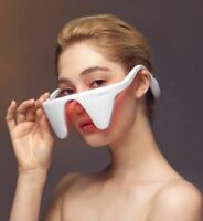 T-Laser LED Face Therapy Butterfly Zone Mask Elasticity Whitening Tone-Up Skin