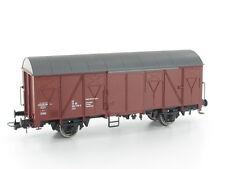 Rivarossi HR6204 gedeckter Güterwagen Materialkurswagen Gs DR H0