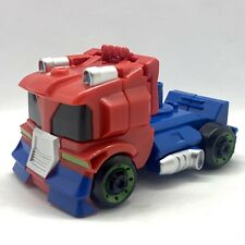 Transformers Rescue Bots - Optimus Prime Cab - Hasbro Playskool Heroes