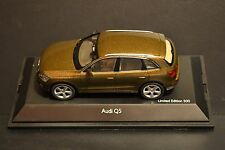 Audi Q5 2012 Schuco diecast vehicle in scale 1/43 limited edition 1 of 500