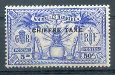NOUV HEBRIDES 1925 TT 4 ** POSTFRISCH(D3770