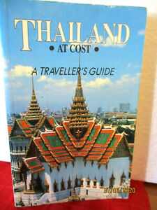 THAILAND AT COST A Traveller's Guide paperback