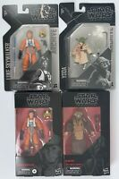 Star Wars Black Series Bundle Archive Empire Strikes Back Luke Yoda DMGD DISC