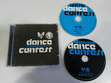 DANCE CONTEST TECKTONIK JUMPING IS NOT A CRIME CD + DVD 2008 FRANCE EDITION EMI