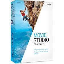 Vegas Movie Studio 14 Platinum-leistungsstarke Videobearbeitung bearbeiten wie ein Profi!